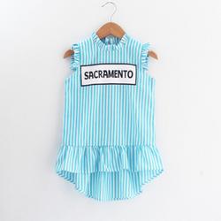 ☘️ Đầm Bé Gái Đuôi Sam