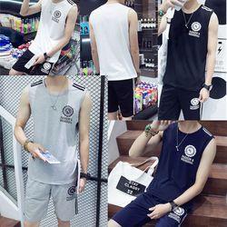 quần áo thể thao nam - bộ sát nách