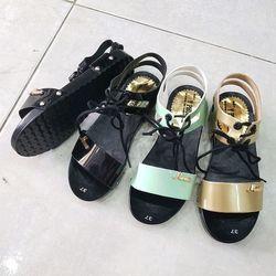 Giày sandal nữ đế PU sỉ 48k giá sỉ