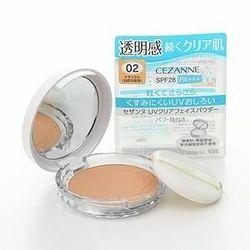 Phấn trang điểm Nhật Bản CEZAN.NE UV C.lear Fa.ce Pow.der được sản xuất bởi công ty mỹ phẩm Cezan.ne tại Nhật