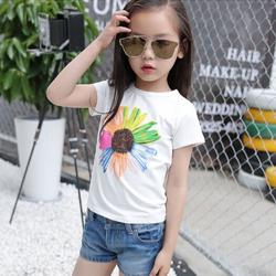 Áo hoa bé gái 21A-SD085