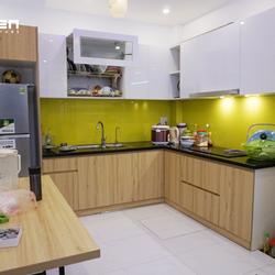 Thiên Furniture - Làm tủ bếp ở Mỹ Đình - Hà Nội