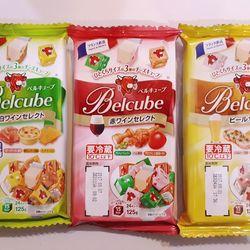 Phomai tươi Belcube Nhật Bản giá sỉ