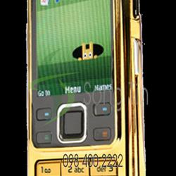 NOKIA6300–main màn hình zin –GOLD giá sỉ