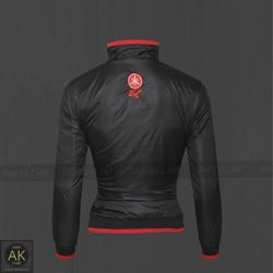 Áo Khoác Dù Nam 2 Mặt (Đỏ) - Đã cải tiến K Hầm K Nóng