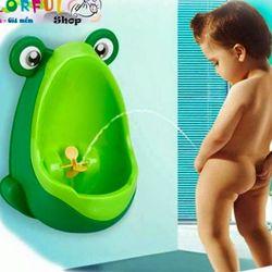 Bô hình con ếch gắn tường cho bé trai BBT001 giá sỉ, giá bán buôn