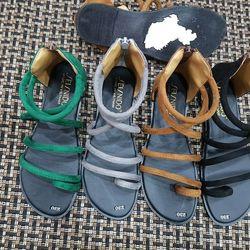 Giày sandal nữ Ý Phương sỉ 55k