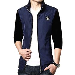 Áo khoác dù nam giá sỉ, áo khoác nam dù logo phối màu cao cấp 2017