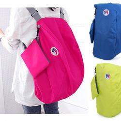 Balo Du Lịch Gấp Gọn Chống Thấm Carry Bag