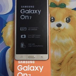 SS Galaxy on7 2 sim new bán mới giá sỉ