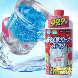 Nước vệ sinh lồng máy giặt-hàng Nhật nội địa