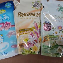 Nước xả mềm vải hương hoa 500ml hàng Nhật nội địa
