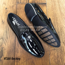 Giày mọi da nam cao cấp MT2001