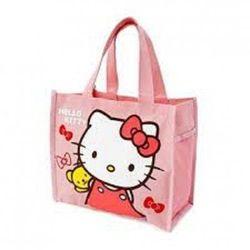 Túi đựng cơm Kitty 3 ngăn