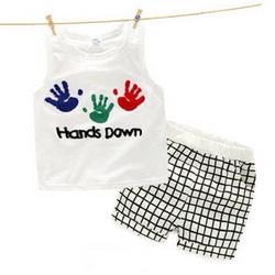 Bộ bé trai Good & Hands Down