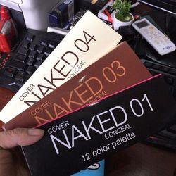 Màu mắt naked134  Giá 55k giá sỉ