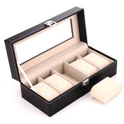 hộp đựng đồng hồ 5 chiếc giá sỉ