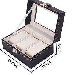 hộp đựng 3 chiếc đồng hồ giá sỉ