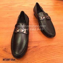 Giày mọi da nam cao cấp MT3001