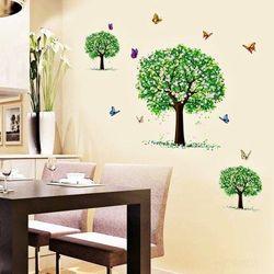 Decal dán tường hoa táo giá sỉ