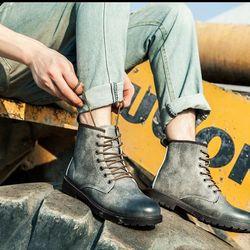 Giày Boot Nam Cổ Cao Bao Chất giá sỉ, giá bán buôn