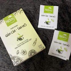 trà nấm giảm cân