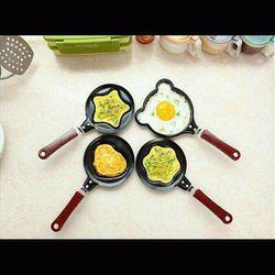Chảo chiên trứng hình kute dễ thương kích thích đối phương ăn nhiều hơn và ngon miệng