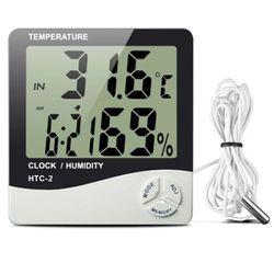 Đồng hồ đo nhiệt độ và độ ẩm HTC-2 giá sỉ