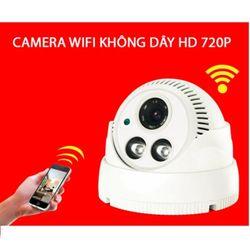 Camera wifi an ninh, giám sát mini ốp tường HD 720P