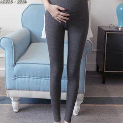 Quần legging bầu dài 4 màu khác nhau giá sỉ