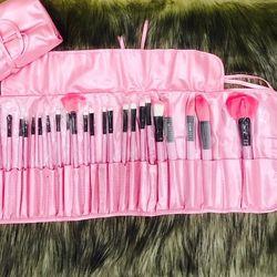 Bộ cọ trang điểm M AC 24 cây , makeup chuyên nghiệp với lông cọ mềm mịn, bộ 24 cây đủ các chức năng