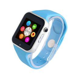 Đồng hồ thông minh Smartwatch Watch A1  ( xanh dương)