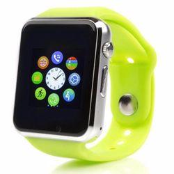Đồng hồ thông minh Smart Watch A1  ( xanh lá)
