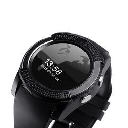 Đồng hồ thông minh có khe sim mặt tròn Smartwatch V90