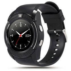 Đồng hồ thông minh có khe sim mặt tròn Smartwatch V90 giá sỉ
