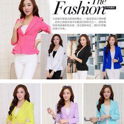 Áo vest nữ dài tay thời trang màu sắc trang nhã kiểu dáng thanh lịch Mã sản phẩm 10692542