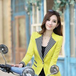 Áo vest nữ thời trang kiểu dáng thanh lịch trẻ trung phong cách Hàn Mã sản phẩm 11311430
