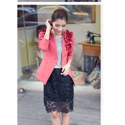 Áo vest nữ thời trang thiết kế sang trọng kiểu dáng nữ tính Mã sản phẩm 11255873