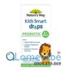 Bổ sung men vi sinh cho bé - Natures Way Kids Smart Drops Probiotic 20 ml giá sỉ