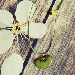Dây chuyền nữ trái cây Kiwi AV1415