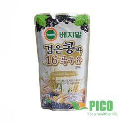 Sữa Đậu Nành 16 Vị Ngũ Cốc VEGEMIL (Thùng 20 bịch)