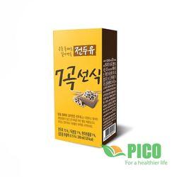 Sữa Đậu Nành 7 Vị Ngũ Cốc HANMI Hàn Quốc (Thùng 16 Hộp)