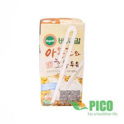Sữa Đậu Nành Óc Chó & Hạnh Nhân VEGEMIL (Thùng 24 Hộp)
