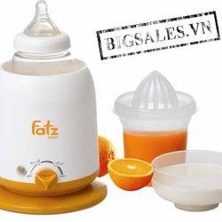Máy Hâm Sữa 4 Chức Năng Fatzbaby