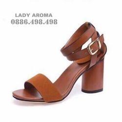 Giày cao gót sandal LADY AROMA-CG68 giá sỉ