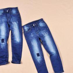 Quần jeans bé trai size đại