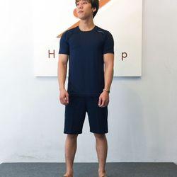 Quần áo thể thao thời trang nam - C10