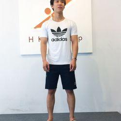 Quần áo thể thao thời trang nam - C1