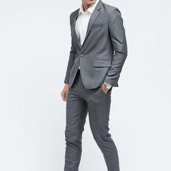 Áo vest NAM Titishop màu Xám AVN101 - giá sỉ, giá tốt
