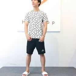 Quần áo thể thao thời trang nam - D25